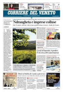 Corriere del Veneto Vicenza e Bassano – 16 luglio 2020
