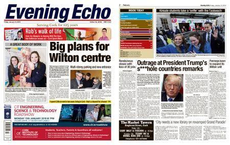 Evening Echo – January 12, 2018