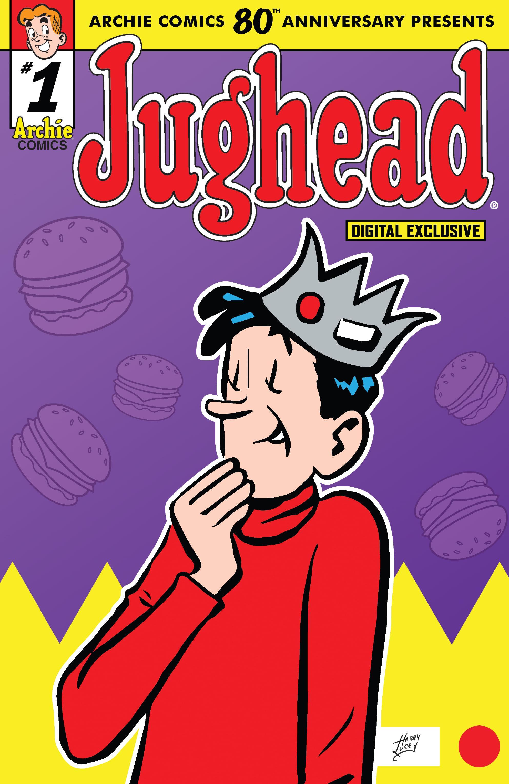Archie Comics 80th Anniversary Presents 004-Jughead 2020 Forsythe