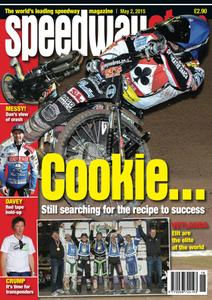 Speedway Star - May 2, 2015