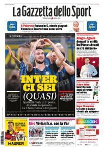 La Gazzetta dello Sport Roma – 14 maggio 2019