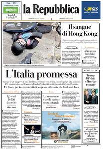 la Repubblica - 2 Ottobre 2019