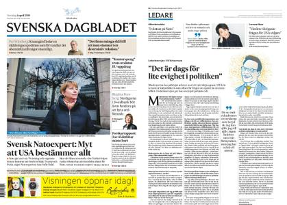 Svenska Dagbladet – 04 april 2019