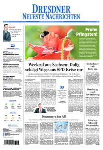 Dresdner Neueste Nachrichten - 08. Juni 2019