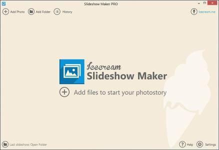 Icecream Slideshow Maker PRO 3.40 Multilingual + Portable