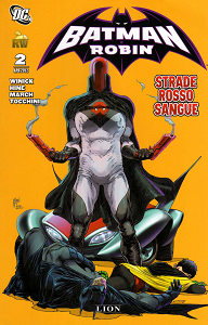 Batman & Robin - Volume 2 - Strade Rosso Sangue