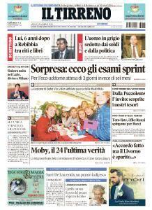 Il Tirreno Livorno - 13 Gennaio 2018