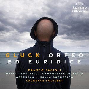 Franco Fagioli, Malin Hartelius, Emmanuelle de Negri - Christoph Willibald Gluck: Orfeo ed Euridice (2015) 3 CDs [Re-Up]