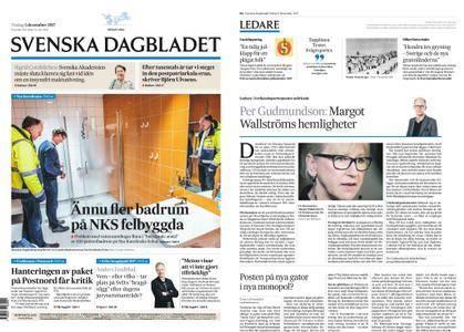 Svenska Dagbladet – 05 december 2017