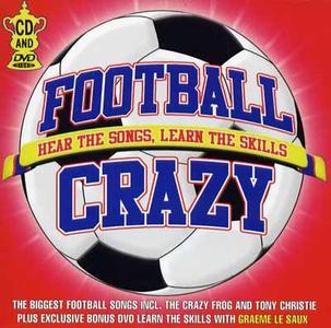Football Crazy (Audio CD)
