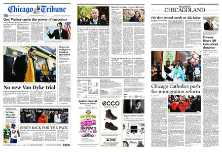 Chicago Tribune – December 15, 2018