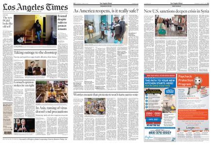 Los Angeles Times – June 18, 2020