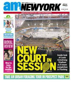 AM New York - May 18, 2018