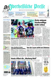 Oberhessische Presse Marburg/Ostkreis - 04. Juli 2019