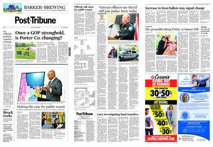 Post-Tribune – May 18, 2018