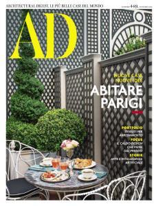 AD Architectural Digest Italia N.449 - Gennaio 2019