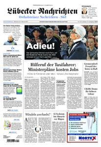 Lübecker Nachrichten Ostholstein Süd - 20. Februar 2019