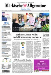 Märkische Allgemeine Fläming Echo - 05. April 2019