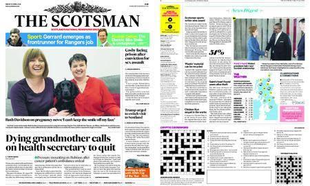 The Scotsman – April 27, 2018