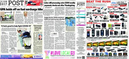 The Guam Daily Post – November 25, 2020