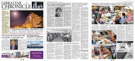 Gibraltar Chronicle – 26 July 2018