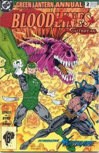 Green Lantern v3 Annual 02 - Bloodlines 1993
