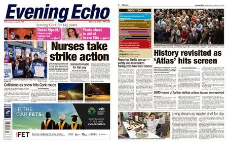 Evening Echo – January 30, 2019