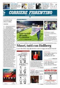 Corriere Fiorentino La Toscana – 25 agosto 2019