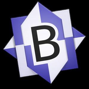 BBEdit 12.0.2 MacOSX