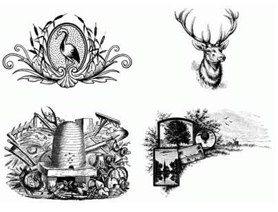 Pepin Press: Graphics Ornaments. CD2