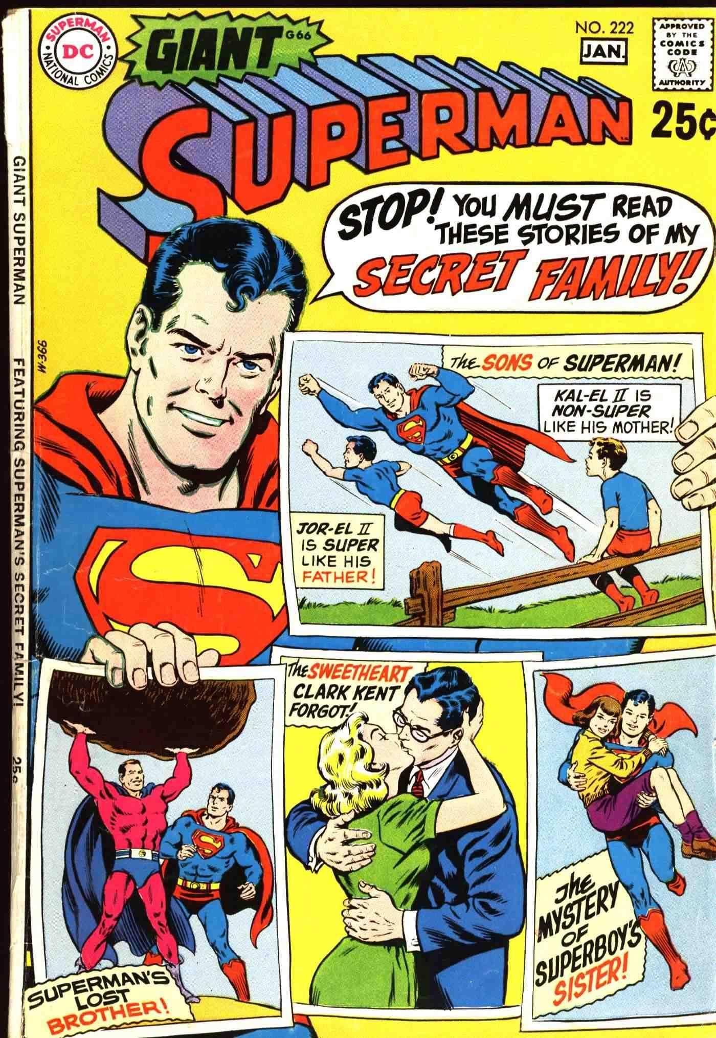 DC Giant 066 - Superman