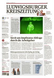 Ludwigsburger Kreiszeitung LKZ - 01 September 2021