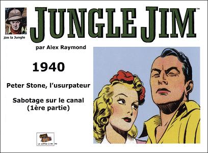 Jungle Jim - Tome 3 (Int. 1940)