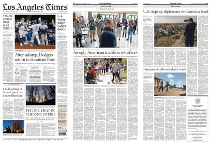 Los Angeles Times – October 24, 2020