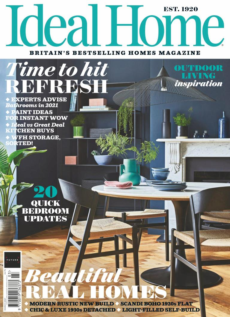 Ideal Home UK - March 2021