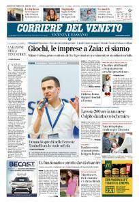 Corriere del Veneto Vicenza e Bassano – 20 settembre 2018