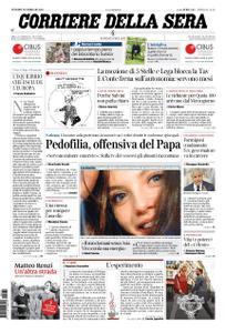 Corriere della Sera – 22 febbraio 2019