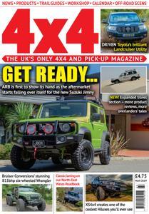4x4 Magazine UK - March 2019