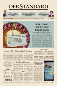 Der Standard – 14. November 2019