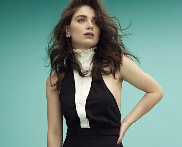 Eve Hewson by Henrique Gendre for S Moda October 2015