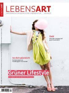 Lebensart Nr.4 - Juli-August 2017