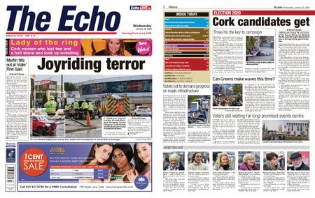 Evening Echo – January 15, 2020