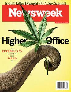 Newsweek USA - August 24, 2018