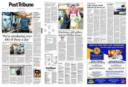 Post-Tribune – April 16, 2020
