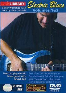 Lick Library - Electric Blues (2 DVD set)