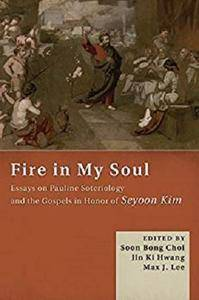 Fire in My Soul: Essays on Pauline Soteriology and the Gospels in Honor of Seyoon Kim [Kindle Edition]