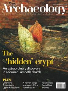 Current Archaeology - Issue 330