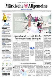 Märkische Allgemeine Westhavelländer - 21. September 2017