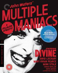 Multiple Maniacs (1970) + Extras [The Criterion Collection]