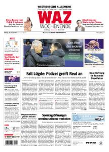 WAZ Westdeutsche Allgemeine Zeitung Oberhausen-Sterkrade - 23. Februar 2019